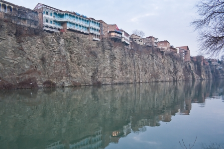Tbilisi city  Republic of Georgia, Caucasus regionll photo