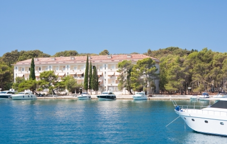 carmen: The hotels Carmen, Grand Briony. Croatia.