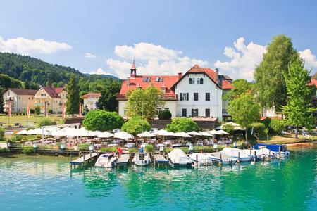 Resort Reifnitz . Lake Worth. Carinthia, Austria