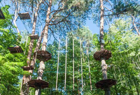 adrenalin: Adventure Park ONE. Druskininkai. Lithuania
