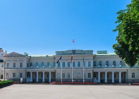 lithuania: Presidential Palace, Vilnius, Lithuania
