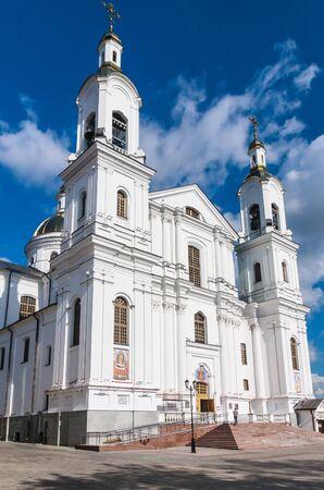 belarus: Holy Assumption Cathedral, Vitebsk, Belarus