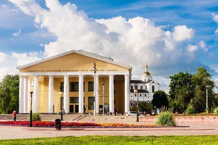 J. Kolas Drama Theater. Vitebsk, Bielorrusia