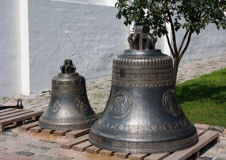 christendom: Bells. Holy Trinity St. Sergius Lavra. Sergiev Posad, Moscow region.