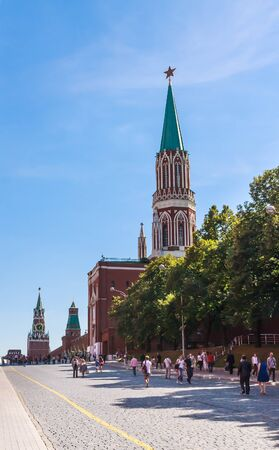 spassky: Moscow Kremlin. Kremlin travel. Moscow