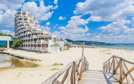 Bulgaria, Black Sea Coast,  seaside resort Albena, Hotel Gergana