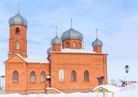 healer: Church of St. Panteleimon the Healer, Belokurikha, Altai, Russia