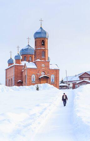 Church of St. Panteleimon the Healer, Belokurikha, Altai, Russia