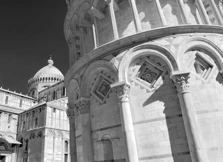 Pisa Duomo and Torre Pendente (Campanile),  photo