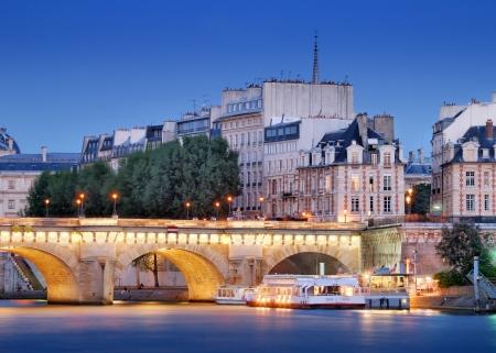 The Pont Neuf (
