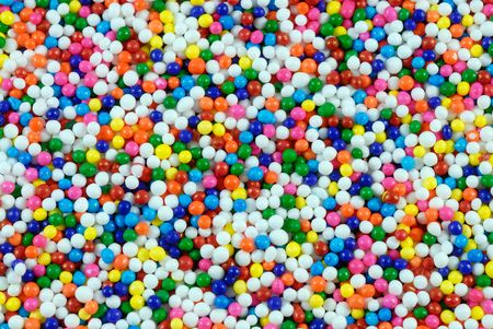 Bright, colorful nonpareils, ideal for background use 免版税图像 - 725044