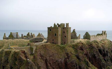 dunnottar castle: Dunnottar Castle