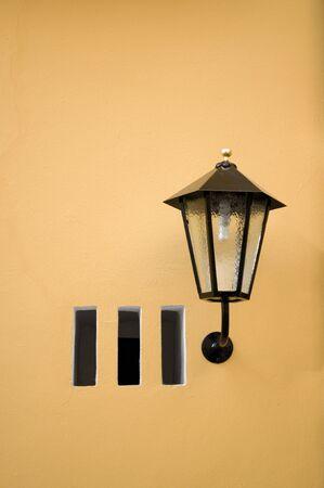 Street lamp photo