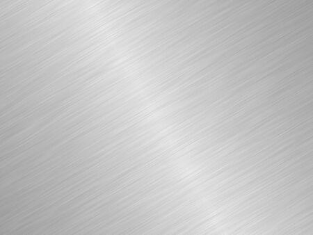 Shiny brushed steel Stock Photo - 7260942