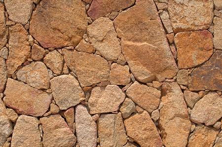 Stone wall background Standard-Bild