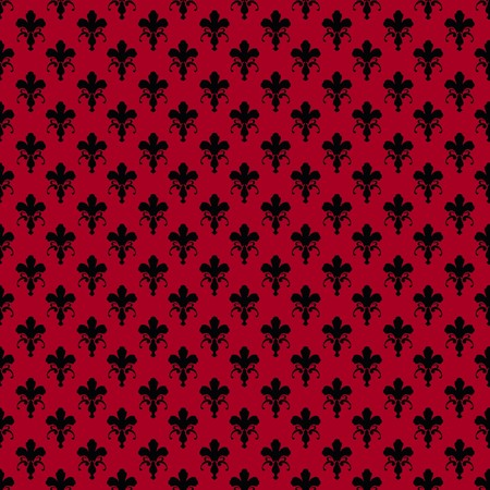 Floral patterned wallpaper Stock Photo - 7647771