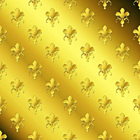 wallpaperrn: Seamless golden textured pattern