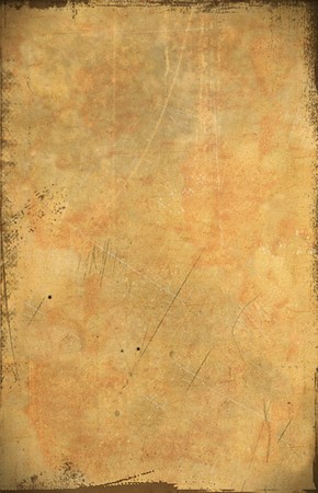 burned paper: Grunge background with space for text or image Stock Photo
