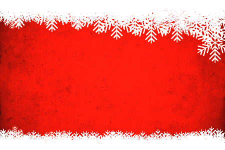 Red winter background Stock Photo - 8469568
