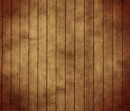 Grunge wood panels background photo