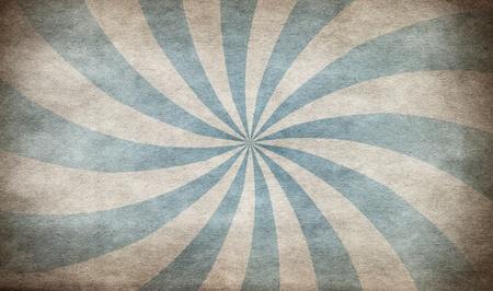 Sunburst on grunge background Standard-Bild