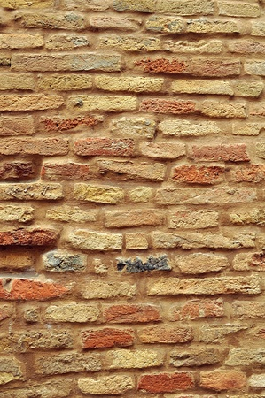 Alte Mauer Standard-Bild - 9182465