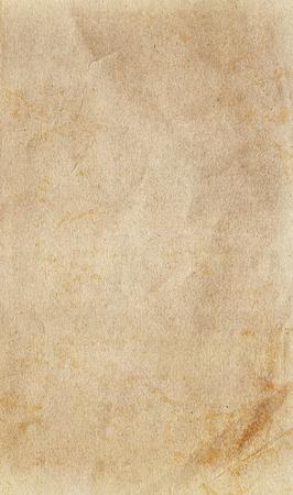 Alte Papier Textur Standard-Bild - 9944578