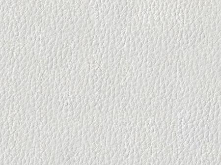 tissu blanc: Texture en cuir blanc
