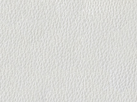 leather background: White leather texture Stock Photo