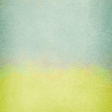 Papier Textur Wasser gefärbt Standard-Bild - 11929768
