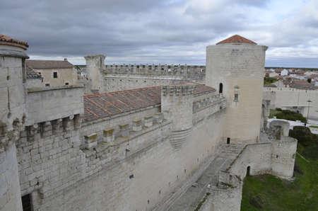 segovia: Castillo de Cuellar (Segovia. Spain)
