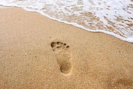footstep: footstep