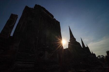 ayuthaya: Temple of Ayuthaya, Thailand,