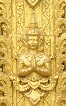 belive: Thai people belive the angle to protect every where and every people.