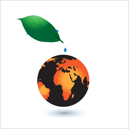 end of the world: Global warming