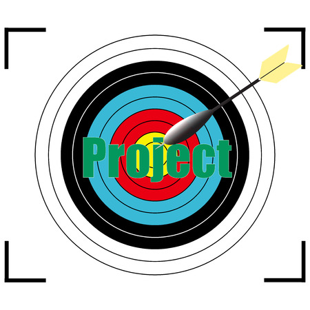 requirement: Project word Vector, business concept target for archery.