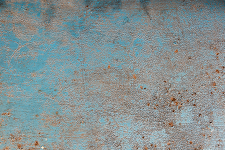 Rusty background, old rusty metal background or texture.