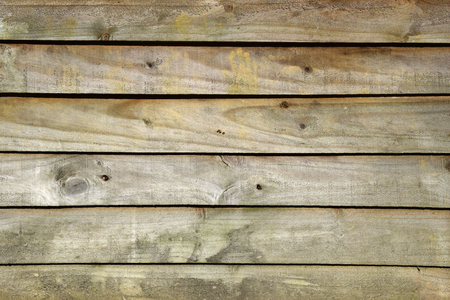 Bare Wooden Textured Weatherboards