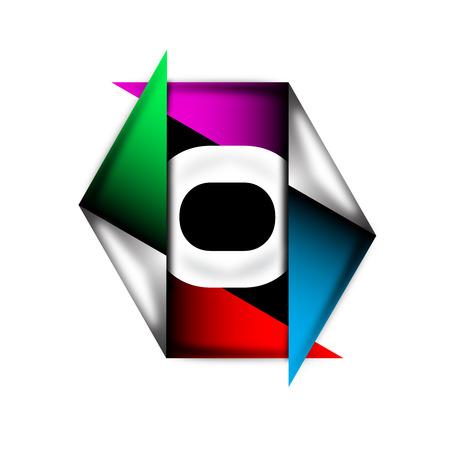 home addition: logo eco Illustration