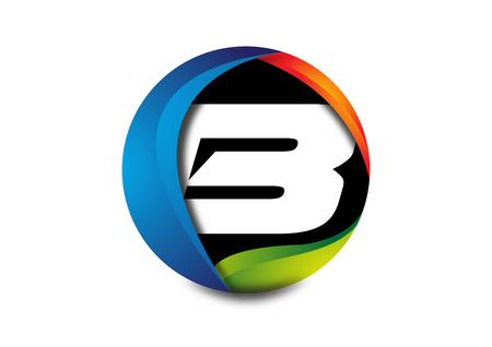 tree services company: logo eco Illustration