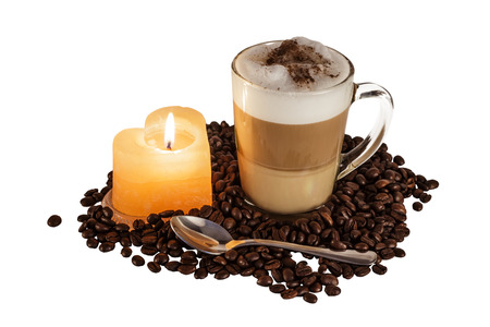 warmly: The morning warming heart of warmly fragrant coffee.