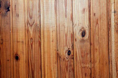 Background consisting of wooden slats. Dry tree, fir, pine. Standard-Bild