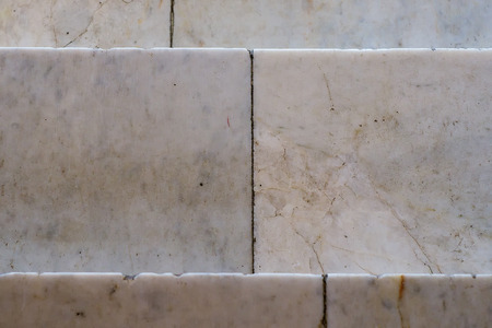 background of marble steps