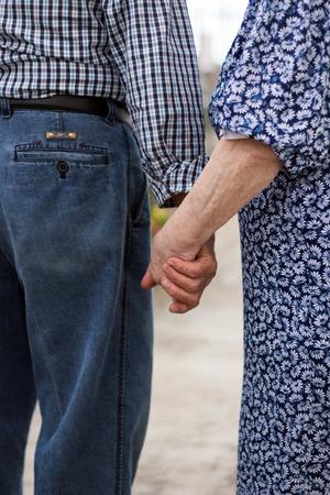 spouses: Eternal love between an older couple