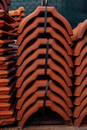 sheaf: Sheaf of covers for tiles for roof