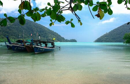 wonderful thailand: wonderful ocean in sountern thailand