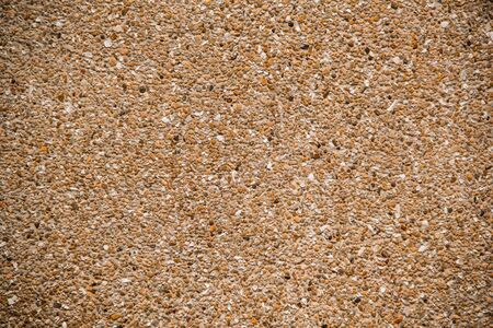 craggy: wall texture is sand wash Stock Photo