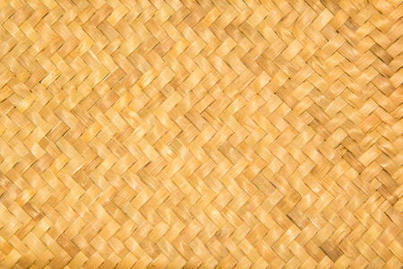 weave: basket weave made from natural material Stock Photo