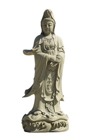 Kuan Yin image of buddha Chinese art