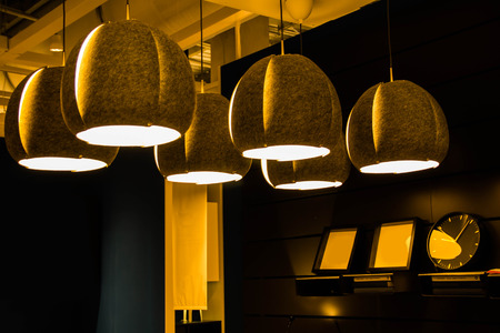 modern Ceiling lamps for interior decoration